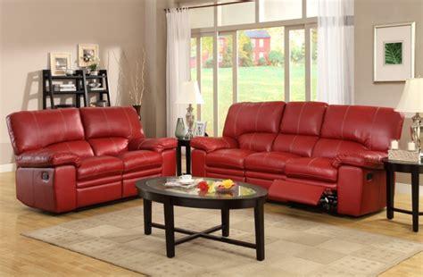 rotes wohnzimmer rotes sofa ins innendesign einbeziehen inspirierende