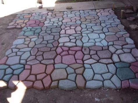 Quikrete Landscape Rock Quikrete Country Walk Maker Home Home Depot And