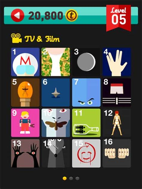 film character quiz icon pop quiz answers tv film level 5 icon pop answers