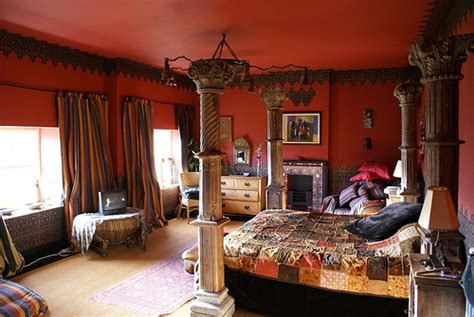 ethnic modern bedroom design home trendy
