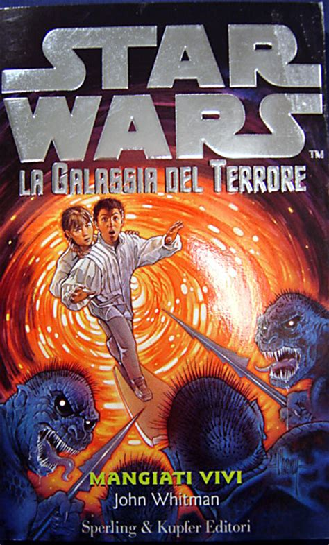 star of fear star 0802775888 la galassia del terrore mangiati vivi galaxy of fear eaten alive paperback star wars
