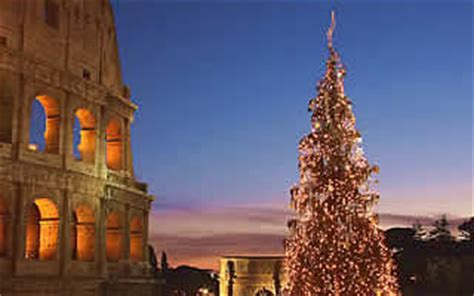 o christmas tree in italian italian