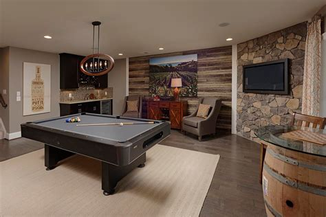 how much finish basement home design inspirations