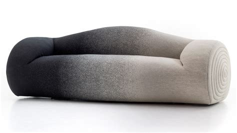 arad glider sofa gallery of the 17 top architect designed products at milan