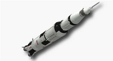 apollo saturn v model saturn v apollo spacecraft 3d model