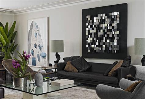 wohnzimmer wanddeko sofakissen peppen nicht nur das sofa sondern auch den