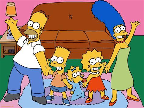 imagenes de la familia simpson imagenes de los simpson hd taringa