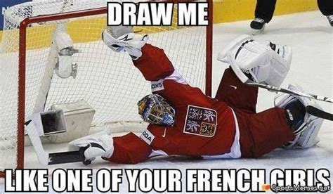 Hockey Goalie Memes - winter olympics goalie meme