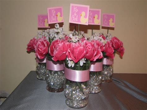 simple baby shower centerpieces image bathroom 2017