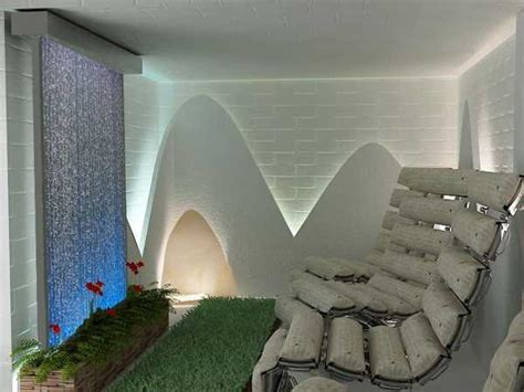 interior waterfall design waterfalls