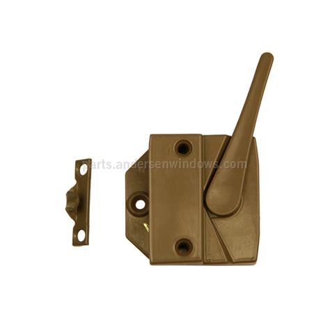 Awning Window Locks by Casement Awning Window Sash Lock 1351410 Andersen