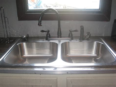 install faucet kitchen much install kitchen faucet faucets reviews