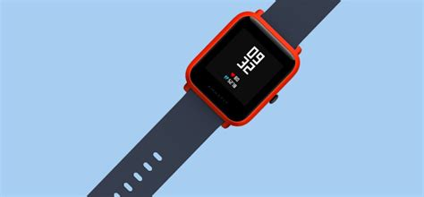 Smartwatch Amazfit Bip xiaomi s amazfit bip smartwatch launched offers a 45 day