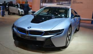 bmw i8 in hybrid sports car official details