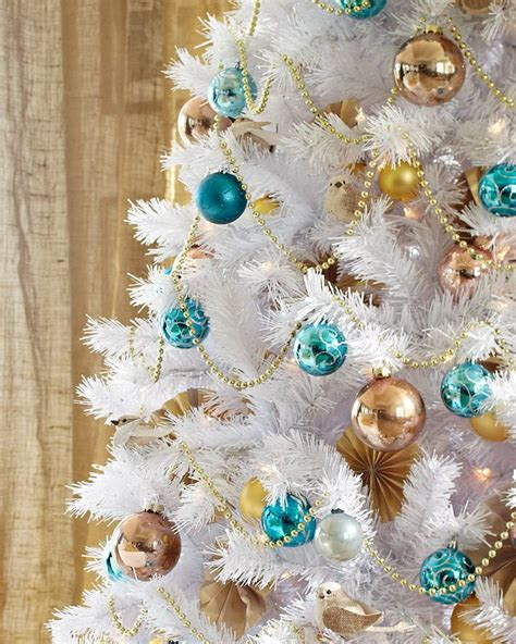 blue and gold christmas trees decoration killer accessories for home decoration design ideas using lighted gold