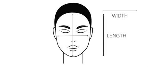 face shape quiz the best hairstyles for your face shape the trend spotter