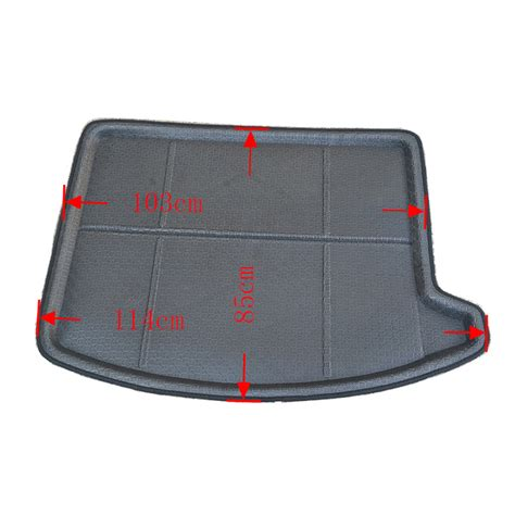 Rear Cargo Mat fit for 2013 ford escape kuga boot mat rear trunk liner