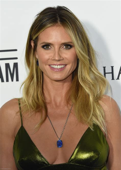 Heidi Klum by Heidi Klum 2016 Amfar Inspiration Gala At Milk Studios