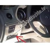 OBD2 Connector Location In Alfa Romeo 159 2005  2011