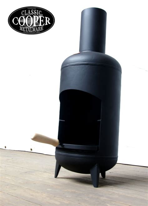 gas cylinder chiminea 9 best images about my handmade chimineas and wood burners