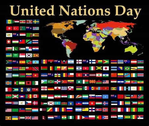 United Nations Nation 30 by 45 Happy United Nations Day Greeting Pictures And Images