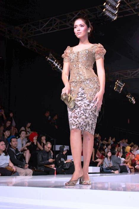 Ms 04 Payet Pendek dress batik modern terbaru 2017 cantik anggun dan elegan ragam fashion