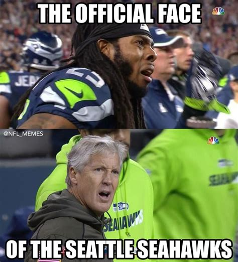 Seahawk Meme - 1000 images about anti seachickens on pinterest