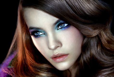 models close up 0752213237 makeup barbara palvin wallpapers and images wallpapers pictures photos