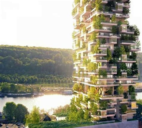 sustainable apartment design green building in rural urban style with spacious apartments and private small gardens gardens