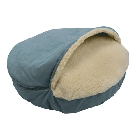 doggy beds snoozer luxury cozy cave dog bed 28 colors fabrics 3 sizes