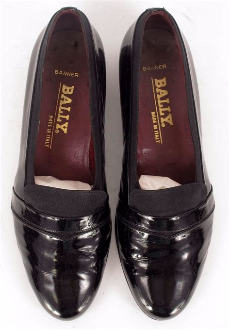Bally New Formal bally quot banner quot formal tuxedo shoes sz 10 5 m ebay