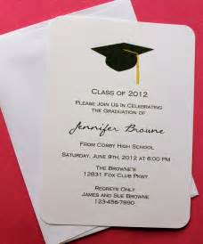 Graduation Templates by Graduation Invitation Template Invitation Templates