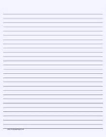 Line Sheet Of Paper by Printable Lined Paper Pale Blue Wide Black Lines