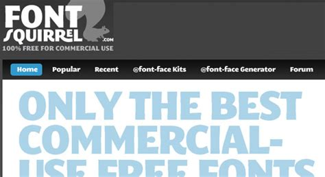 well the squirrels are back commercial script best font resources for web design and tips for