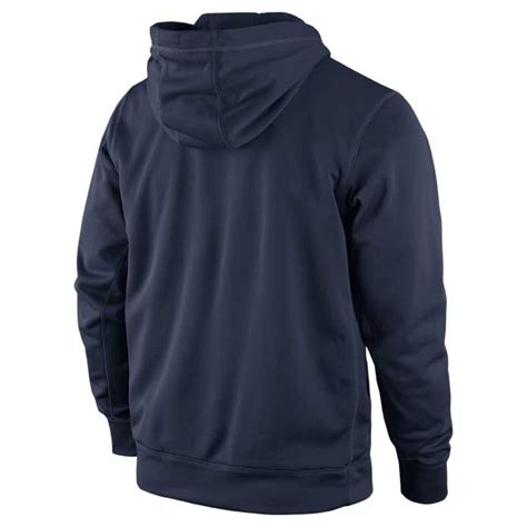 Hoodie Suspension lyst nike s seattle seahawks performance hoodie sweatshirt in blue for