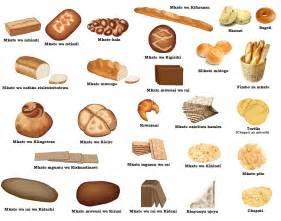 swahili land aina za mkate types of bread