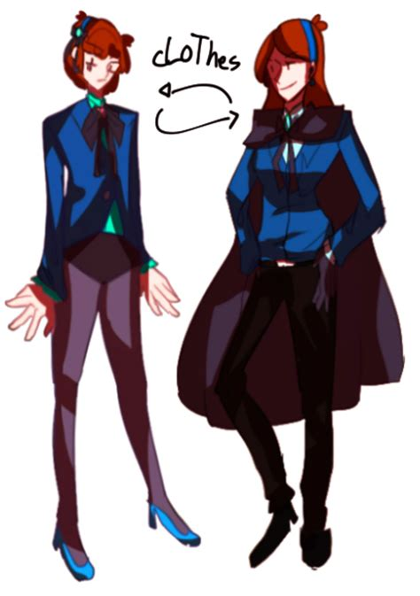 rev pines switch clothes by darkcatz on deviantart
