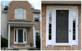 pics photos front door colors for red brick house