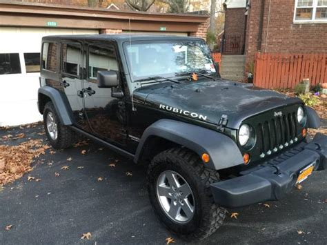 orange jeep wrangler unlimited for sale 2011 jeep wrangler unlimited rubicon for sale in orange