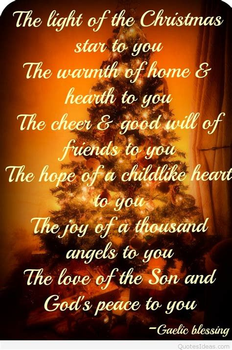 quotes  christmas blessings  quotes