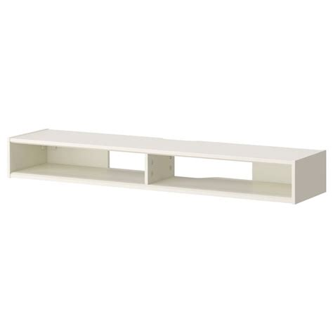 floating media shelves rams 196 tra media shelf
