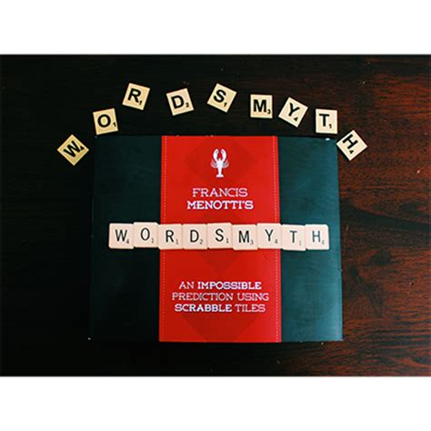 ar dictionary scrabble wordsmyth by francis menotti and vanishing inc trick