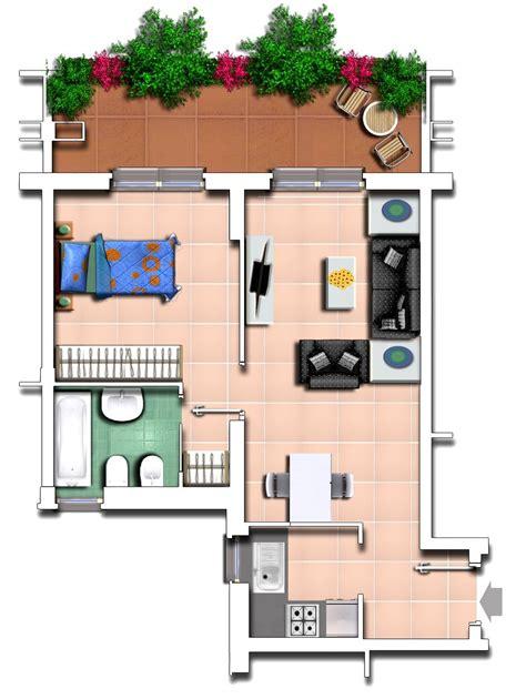 appartamenti in affitto porta di roma bilocale in affitto a porta di roma n 41 di 49 mq