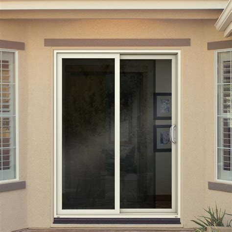 Vinyl Exterior Doors Jeld Wen Premium Vinyl Patio Doors Transitional Exterior Houston By Renaissance Windows