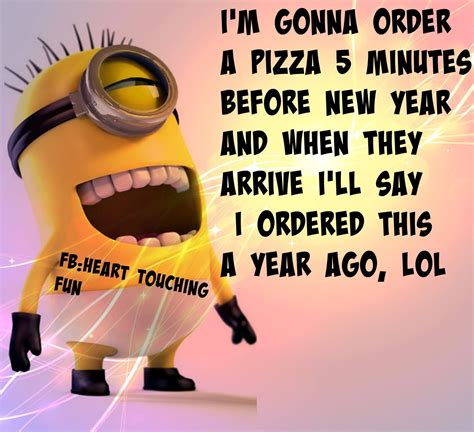 funny minion  year quote pictures   images  facebook tumblr pinterest