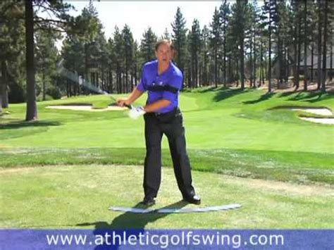 scott mccarron golf swing scott mccarron pga tour using athletic golf swing s pure