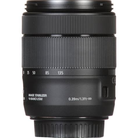 Canon Lensa Ef S 18 135 F3 5 5 buy canon ef s 18 135 mm f 3 5 5 6 is usm nano at the best