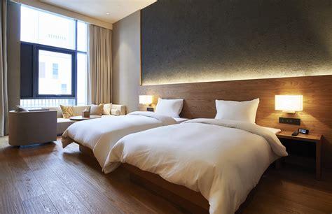 muji bedroom muji hotel in shenzhen has anti gorgeous interiors