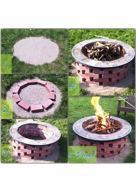 Outdoor Firepit Kit 25 Best Ideas About Pit Kit On Outdoor Pit Kits Square Pit