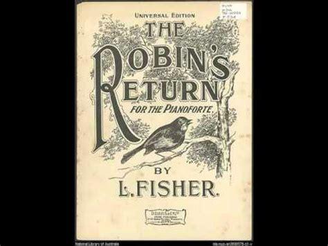 robin s return by leander fisher j j sheridan youtube